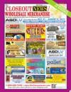 closeout news - wholesale merchandise